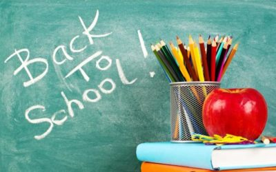Back to School – From the Head of School